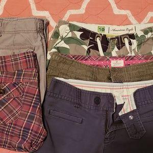 American Eagle shorts lot